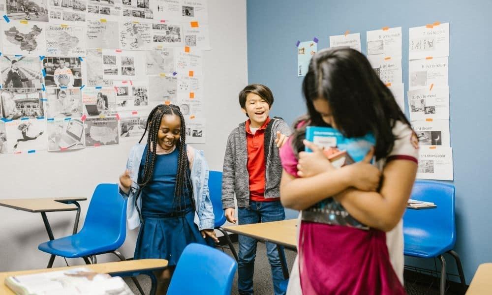 ¿Cuáles son los tipos de bullying o acoso escolar?