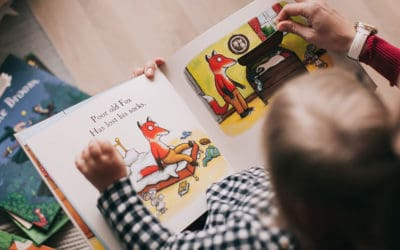 6 libros infantiles para iniciar una biblioteca en casa