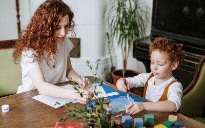 Manualidades fáciles para que los niños hagan en casa
