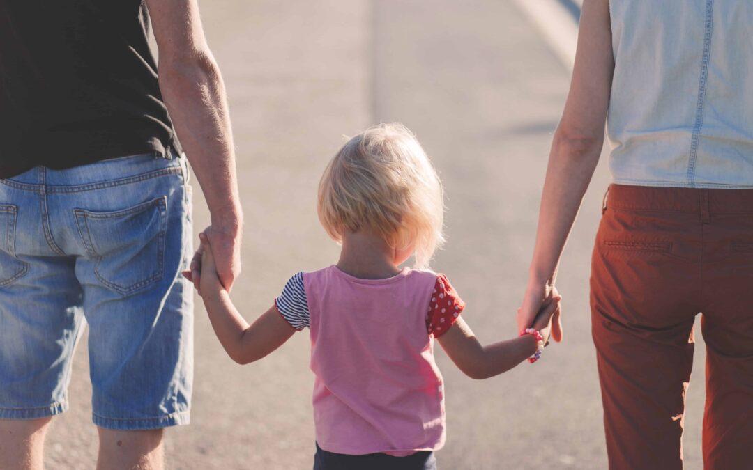 Cómo afrontar una separación con hijos